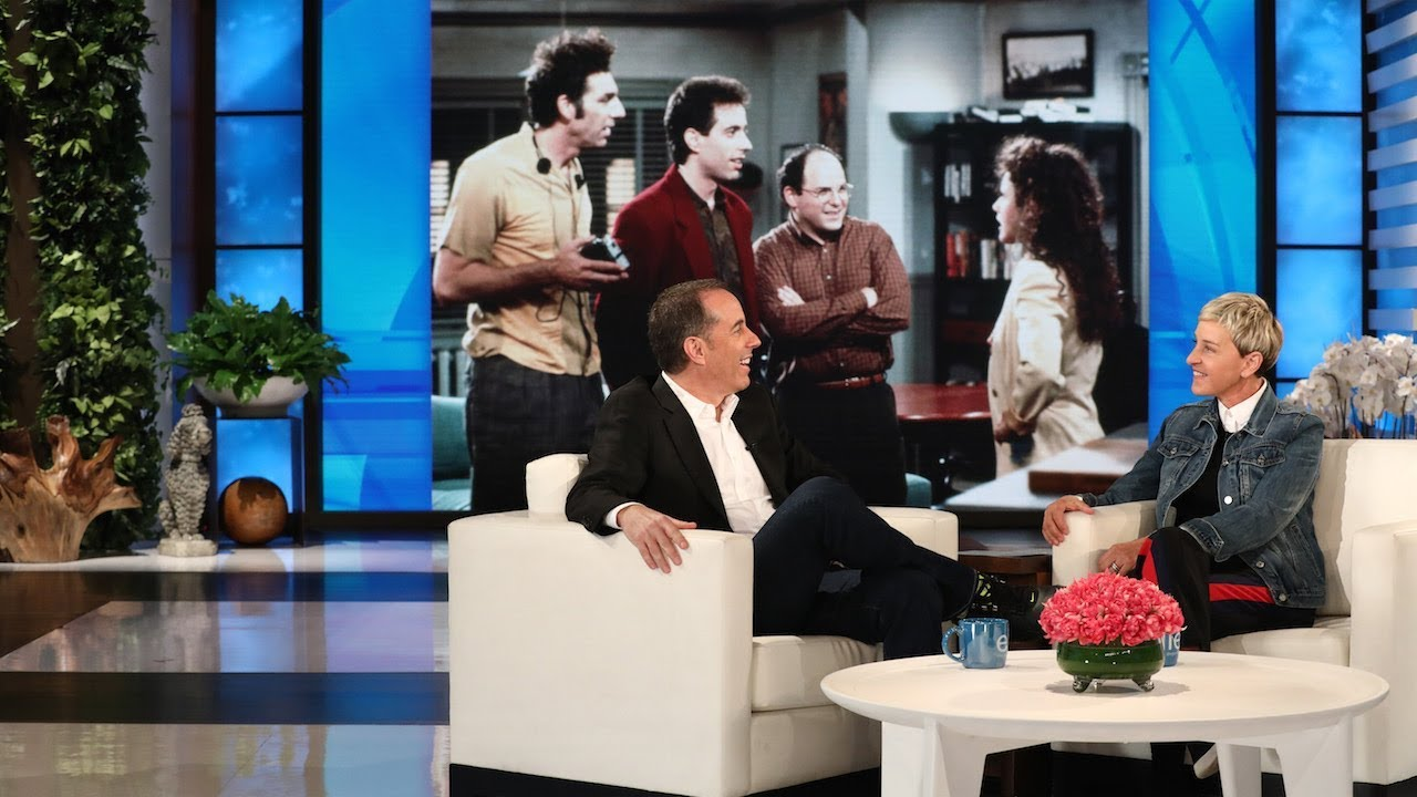 VIDEO] A 'Seinfeld' Revival? Jerry Seinfeld Says 'It's