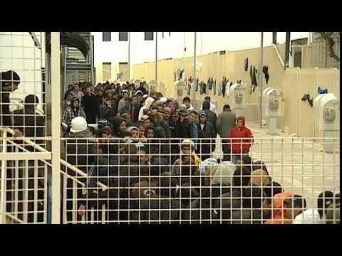 Row over Austria's Foreign Minister's comments that Italy is giving illigal migrants a gateway…