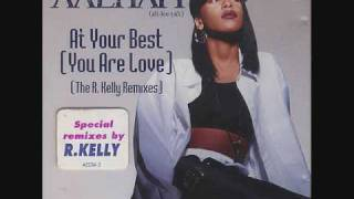 Aaliyah - At Your Best You Are Love (UK Flavour Stepper Ball Remix)