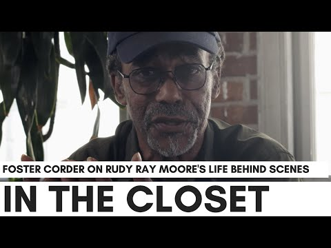 Dolemite Was A Gay Man In The Closet - Foster Corder (Moore's Former Manager)