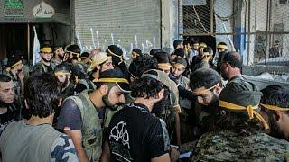 جند الأقصى في عباءة أبو محمد الجولاني والأحرار بمساندة الفصائل تصعد وتتوعد بالتخلص منهم