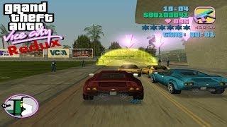 Terminal Velocity - GTA Vice City Race #1 (1080p)