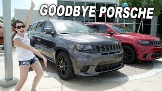 Should have bought the 707HP Trackhawk?