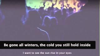 Sirenia- The Twilight in Your Eyes (Lyrics)