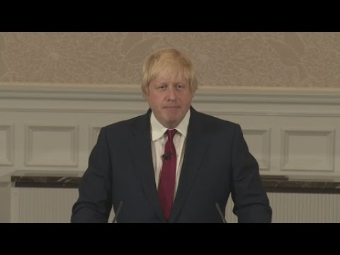 Boris dramatically withdraws from Tory election race