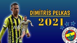 Dimitris Pelkas • Skills-Goals-Assists • 4K 2021