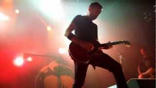 """Rise Against """"Broken English"""" @ 013 Tilburg"""