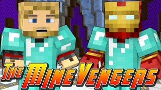 Minecraft MineVengers - ASGARD ASCENSION -  Minecraft Prison pt 2