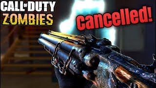 Why Mob of the Dead Remastered Is CANCELLED! - Black Ops 3 Zombies MotD Remaster Gameplay
