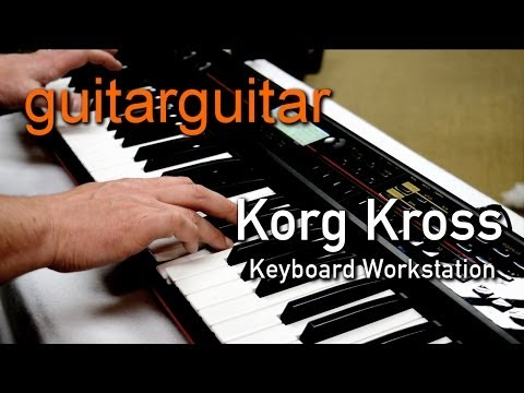 Korg Kross Music Workstation