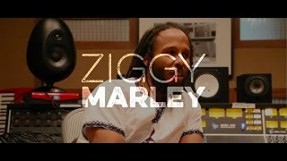 The Making Of: ZIGGY MARLEY (mini documentary)