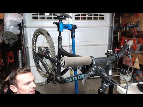 Rockhopper Enduro Bike Maintenance