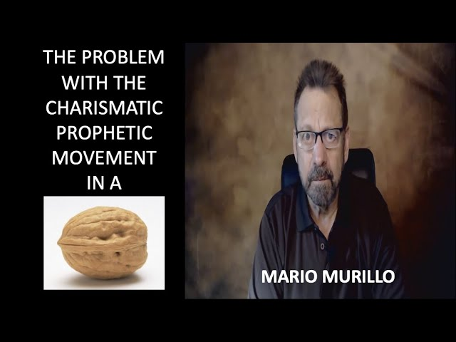 False Prophets in Our Time - The Problem With The Charismatic Movement In A Nutshell