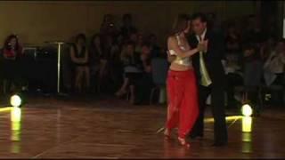 Tango Nuevo Improvisation by Burak & Maria