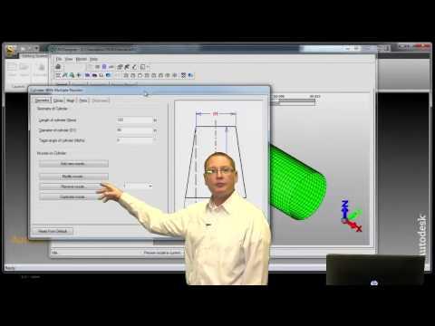 Simulation in Action:  Pressure Vessel Designer