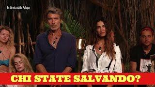 Isola dei famosi 2021   Brando Giorgi e Francesca Lodo al televoto