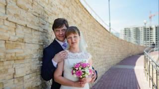 Свадьба. Дмитрий и Екатерина. Слайдшоу.