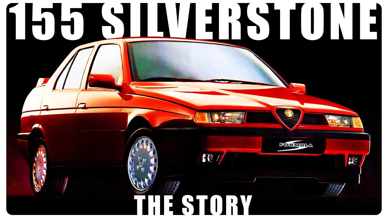 One Hit Wonder: The Alfa Romeo 155 Silverstone