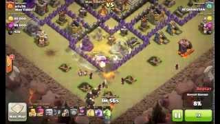 Clash of Clans   AvioNova   AFGHANISTAN   VS   War Times!!!   PART 3