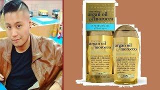 Organix Argan Oil | Hair Product Review