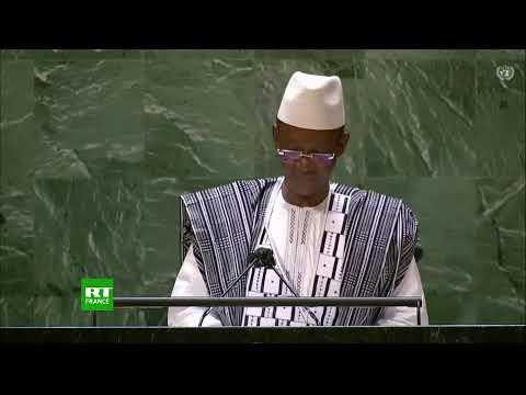 Discours du Premier ministre du Mali Choguel Kokalla Maïga à l'Assemblée générale de l'ONU