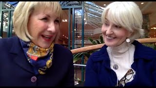 Two women over 50 discuss ageing (dis)gracefully Thumbnail