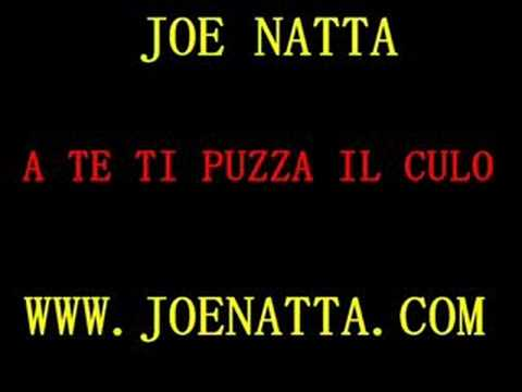 Joe Natta - A te ti puzza il culo - - - Rock Demenziale