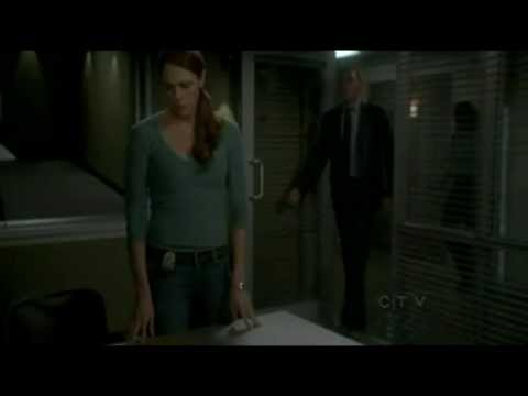 "Van Pelt, Rigsby, Sarah scene - ""I'm pregnant."""