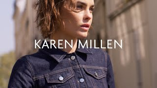 KAREN MILLEN AW19 Campaign | Dare to be Wild | Directed by VIVIENNE+TAMAS