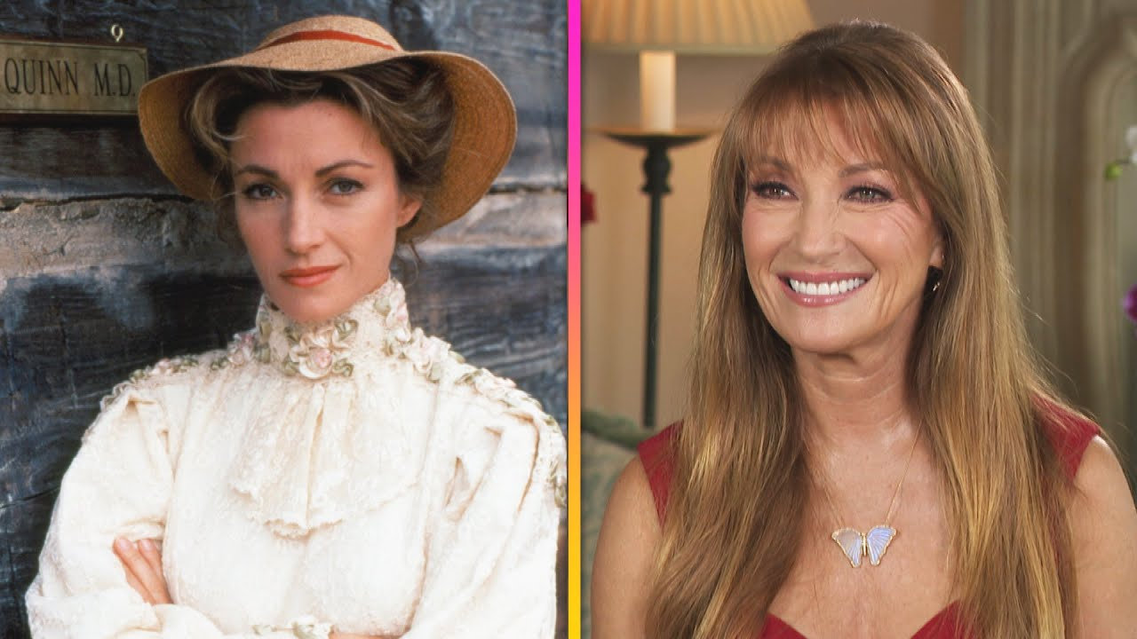 Download Jane Seymour Dishes on 'Dr. Quinn' Drama and Co-Star Romances