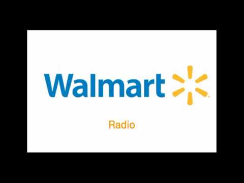 Walmart - Objects radio