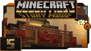 Minecraft: Story Mode - #05 - Redstone City!