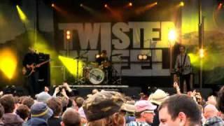 KENDAL CALLING 2009 // Twisted Wheel - Racket