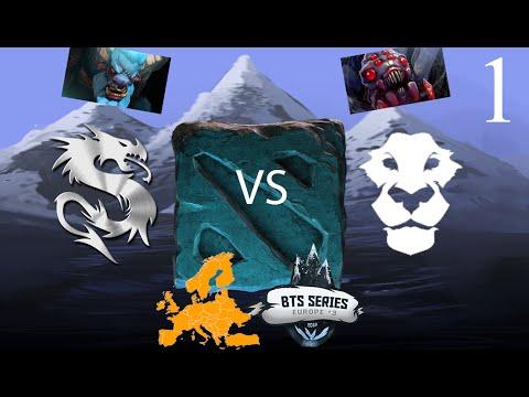 ad Finem vs Spirit - BTS Series Europe #3 - G1