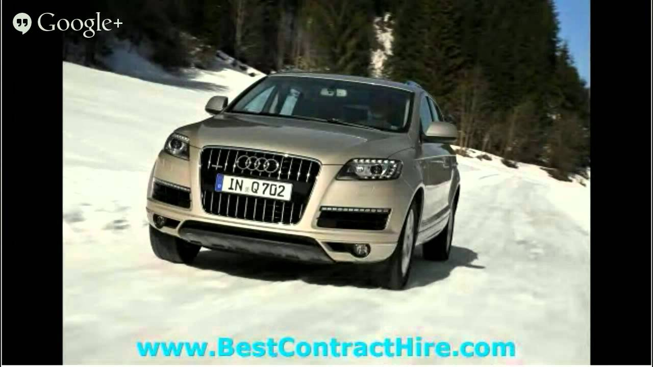 Audi Q Lease Rates BestContractHirecom YouTube - Audi lease calculator