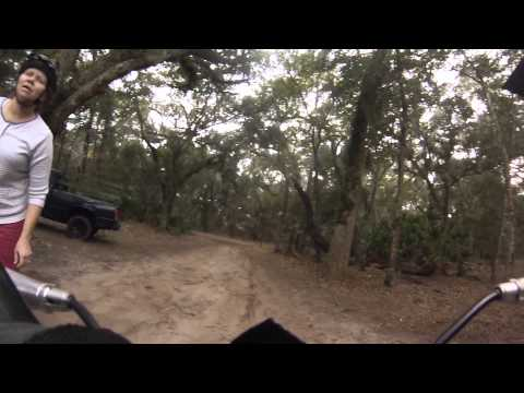 BIKE CAM   GUANA STATE WILDLIFE RESERVE  SPONSORED BY ASAP PLUMBING  PONTE VEDRA FL  904-346-1266