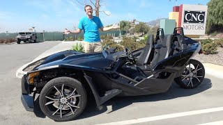 The Polaris Slingshot Is One of the Craziest Vehicles On Sale