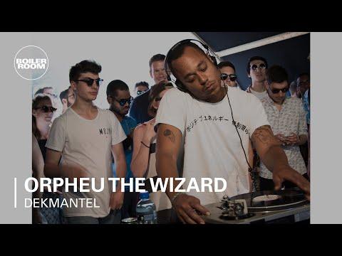 Orpheu the Wizard Boiler Room x Dekmantel Festival DJ Set
