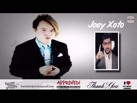 iPocket Video - Han Fan's EXCLUSIVE Interview With Joey Xoto - Hangout