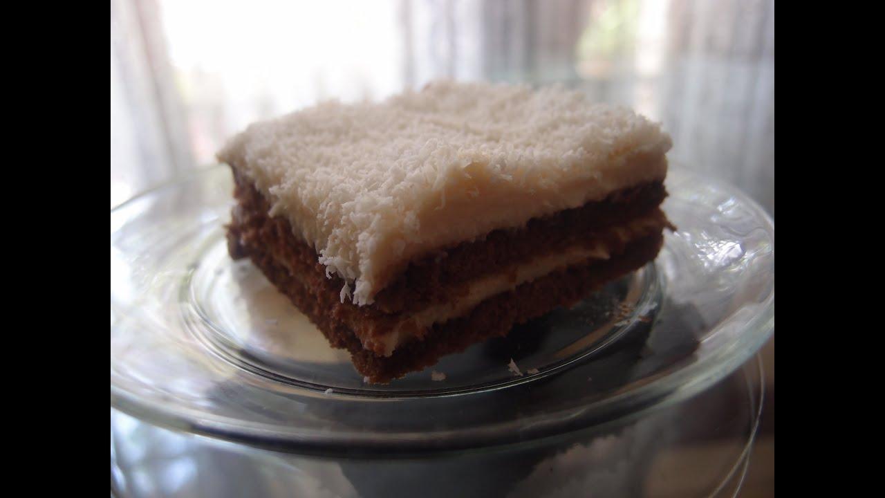 Gateau chocolat creme dessert