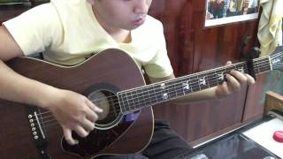 Ta Hứa Sẽ Nhận Ra - Lê Cát Trọng Lý - Tấm Cám: Chuyện Chưa Kể OST - Guitar Solo