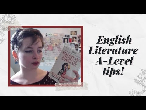 English Literature at A-Level