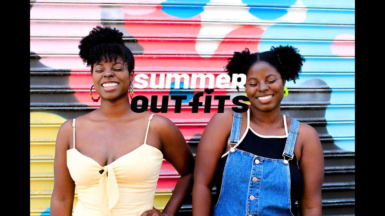 [VIDEO] - What To Wear When It's Hot AF! | Summer Outfits 6