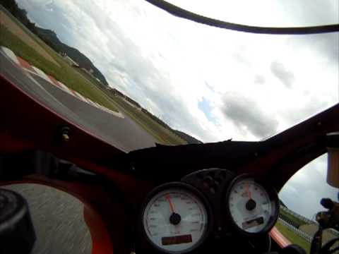 Ducati SS1000DS - Most 2011 - Renntraining - Fast Lap