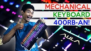 mechanical keyboard yang nggak mahal mahal amat aula wings of liberty plus review