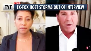 Ex-Fox Host STORMS Off From Interview