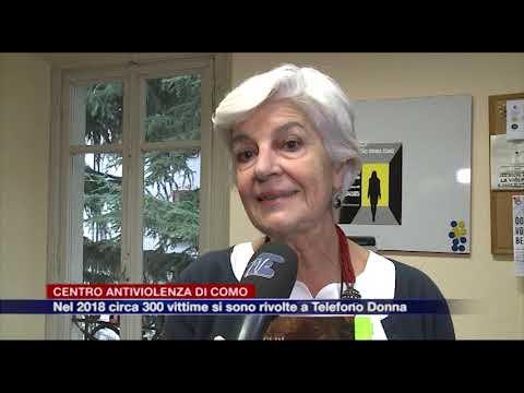 Etg - Centro anti violenza di Como, nel 2018 circa 300 vittime hanno chiesto aiuto a Telefono Donna