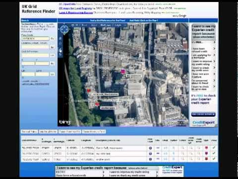 Grid Ref Finder >> Finding A Grid Reference Youtube