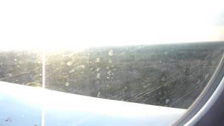 ジャクソンビル空港に着陸