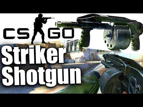 Cut Content of CS:GO - DAO12 'Striker' Shotgun - CCCS#27